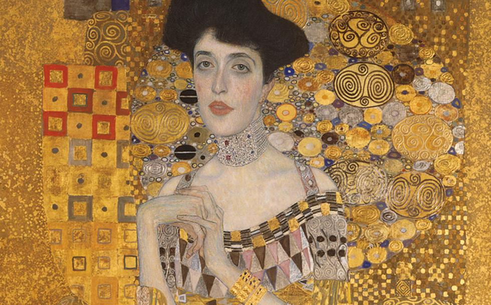 Portrait of Adele Bloch-Bauer I